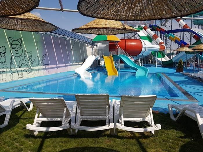 Anktalya Aquapark Yüzme Havuzu