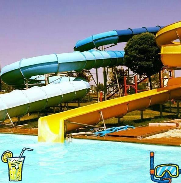 Olympic Park Hotel İncek Aquapark