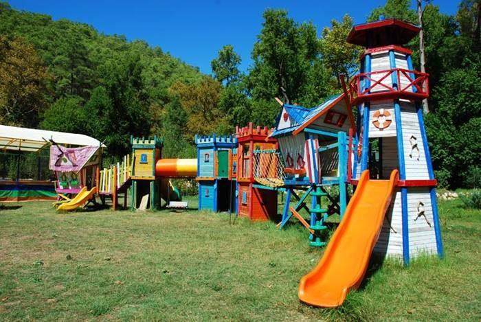 Havuzlu Bahçe Aqupark