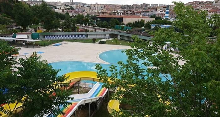 Keçiören Belediyesi Kalaba Aquapark