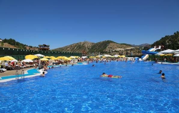 Tunceli Aquapark ve Yüzme Havuzu