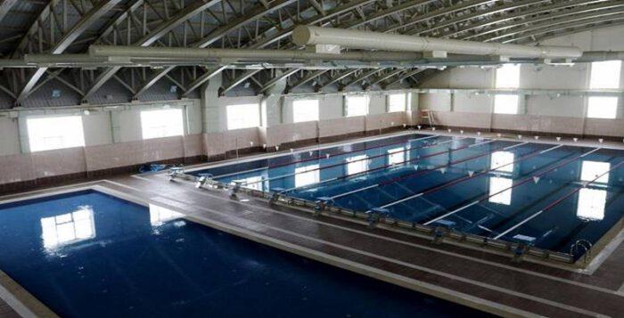 İbrahim Çeçen Üniversitesi Kapalı Yüzme Havuzu