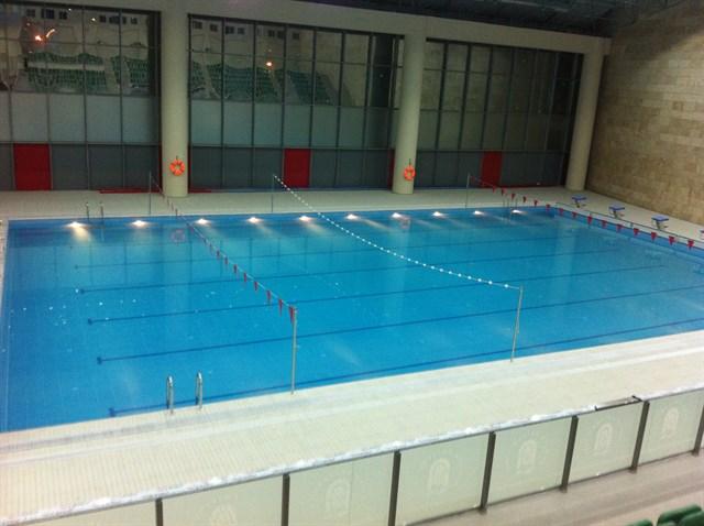 Amasya Üniversitesi Yarı Olimpik Kapalı Yüzme Havuzu