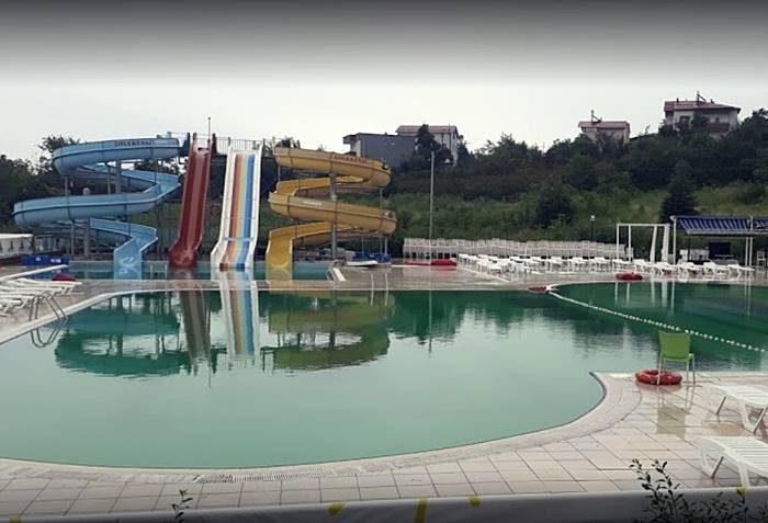 Beşikdüzü Dilektaşı Aquapark