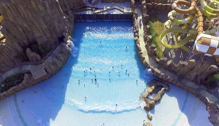 The Land of Legends Aquapark
