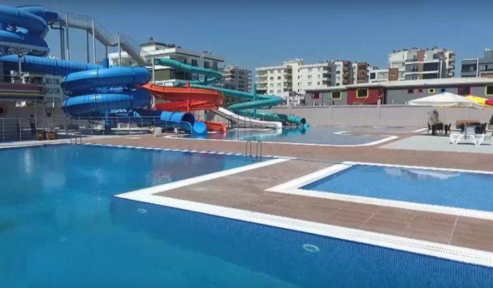Erdemli Belediyesi Aquapark