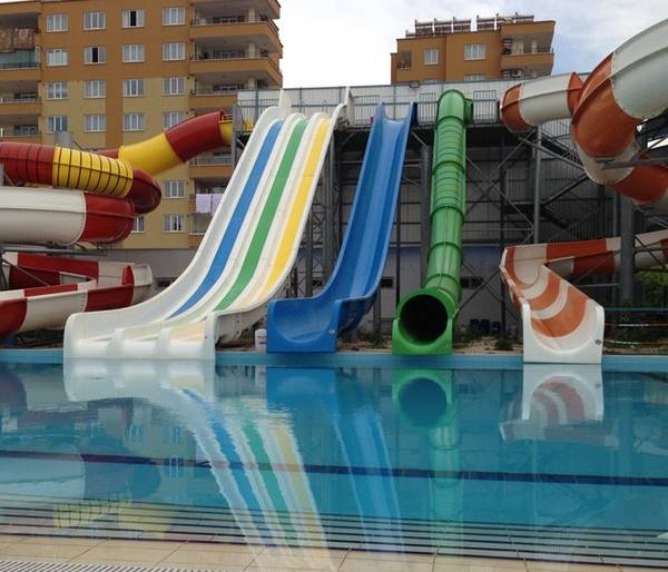 Kaplan City Havuz Aquapark