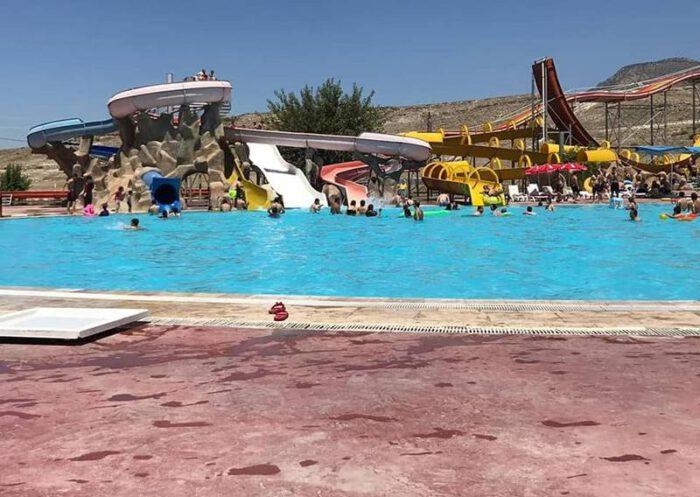Ege Kleopatra Aquapark Yüzme Havuzları