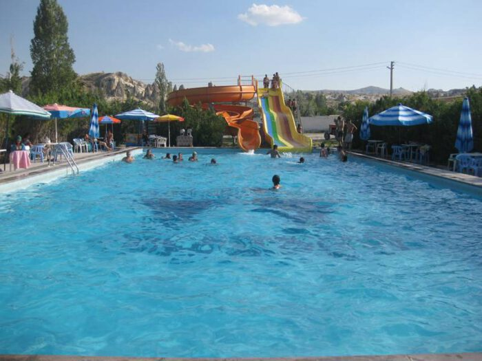 Göreme Camping Aquapark