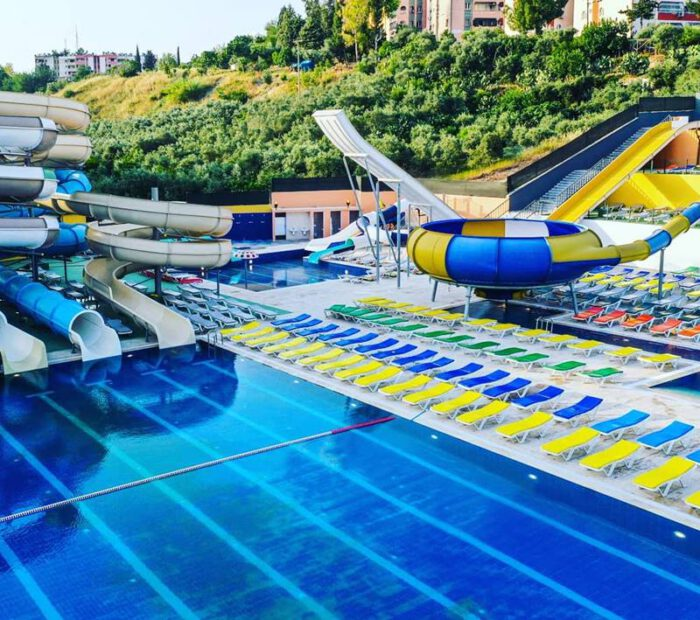 Çukurova Park Vadi Tesisleri Aqua Vega Aqupark