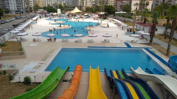 Mezitli Aquapark